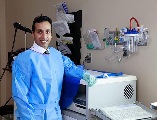 Dr. Farbod Masrour - Dallas Gastroenterologist (GI Doctor)